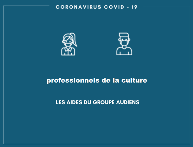 Covid-19 : Audiens se mobilise